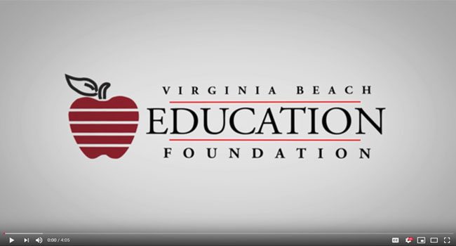 Virginia Beach Education Foundation Foundation Then And Now